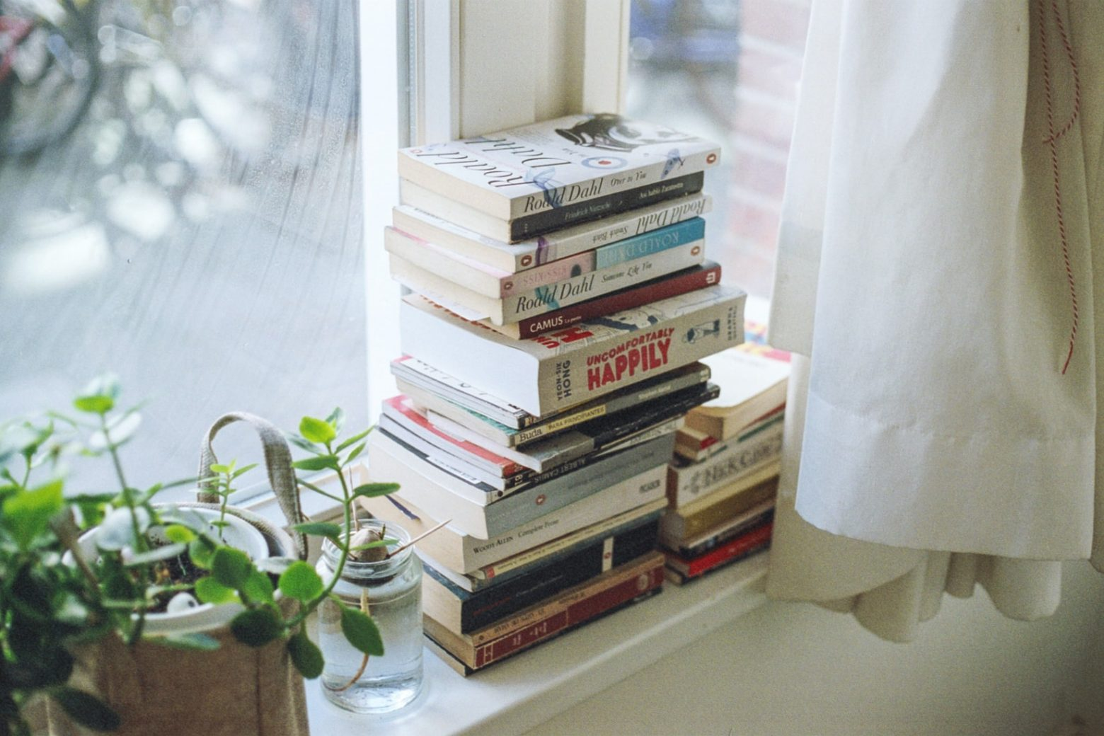 Köpt böcker på årets bokrea